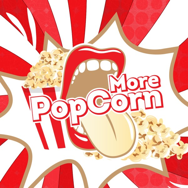 More Popcorn Aroma by Big Mouth