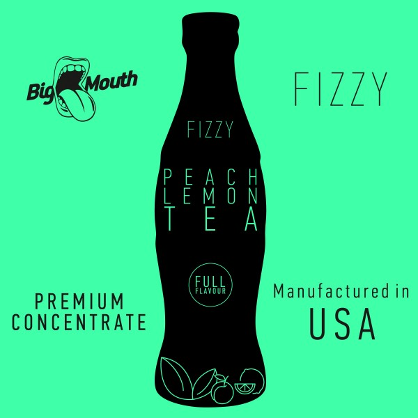 Fizzy Peach | Lemon | Tea Aroma by Big Mouth