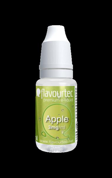 Apfel e-Liquid - 10ml - Flavourtec