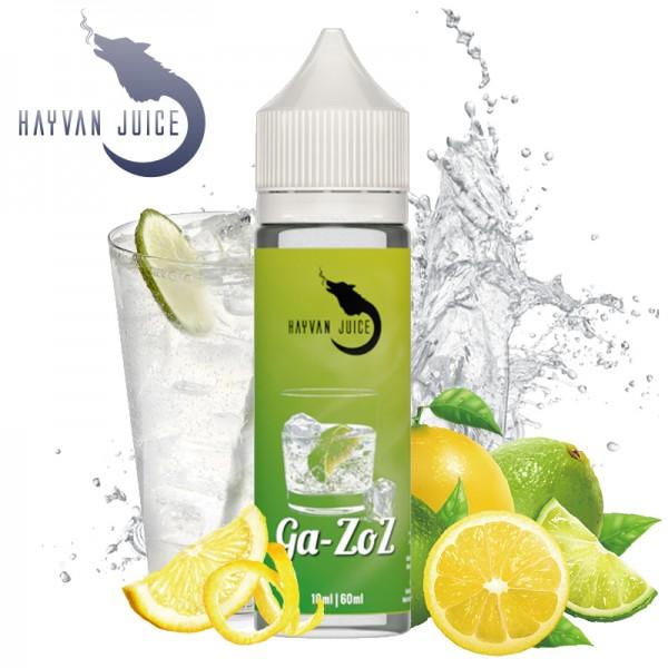 Ga-Zoz Aroma für 60ml - Hayvan Juice