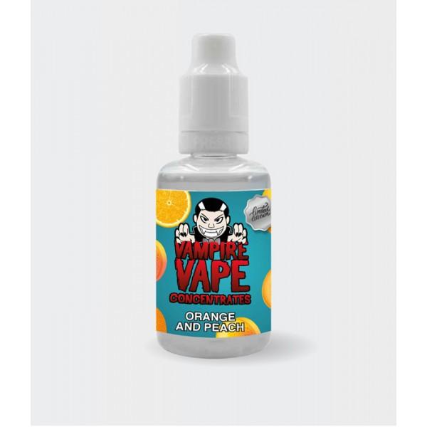 Orange and Peach *Limited* - Aroma 30 ml by Vampire Vape