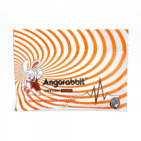 Angorabbit Cotton - Baumwollwatte - Orange