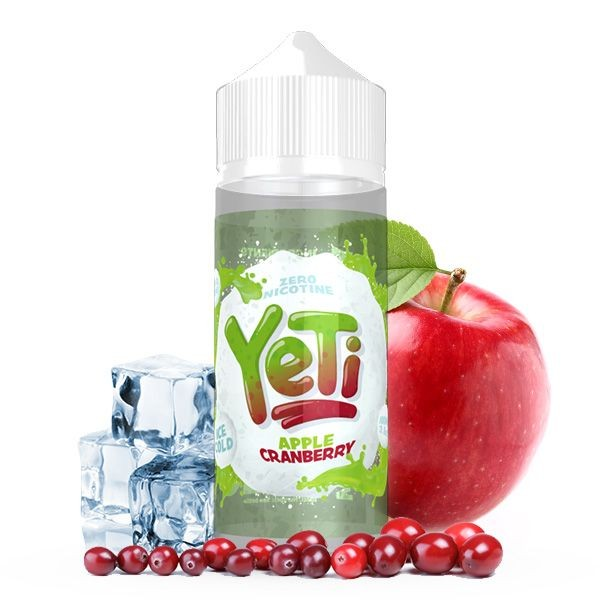 Yeti Liquid Apple Cranberry Shortfill
