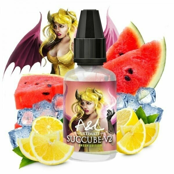 Succube-V2 Ultimate Aroma A&L Flavors 30ml