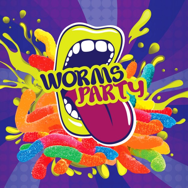 Worms Party Aroma by Big Mouth