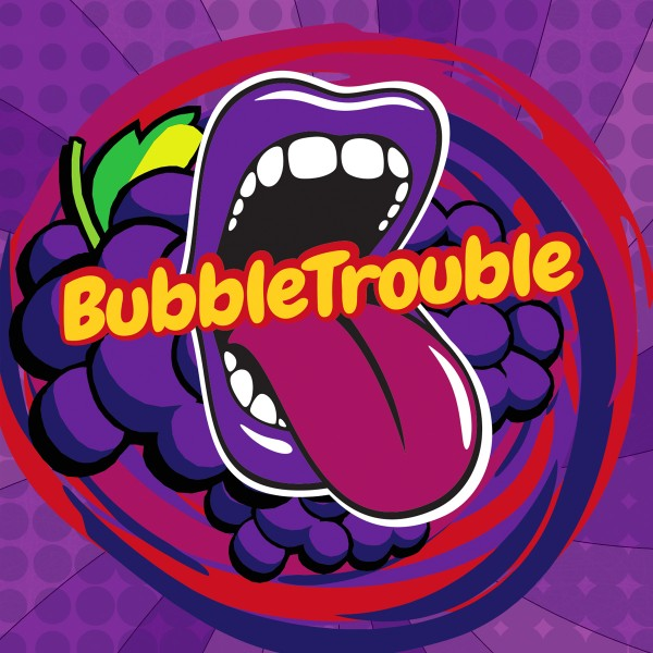 Bubble Trouble Aroma by Big Mouth