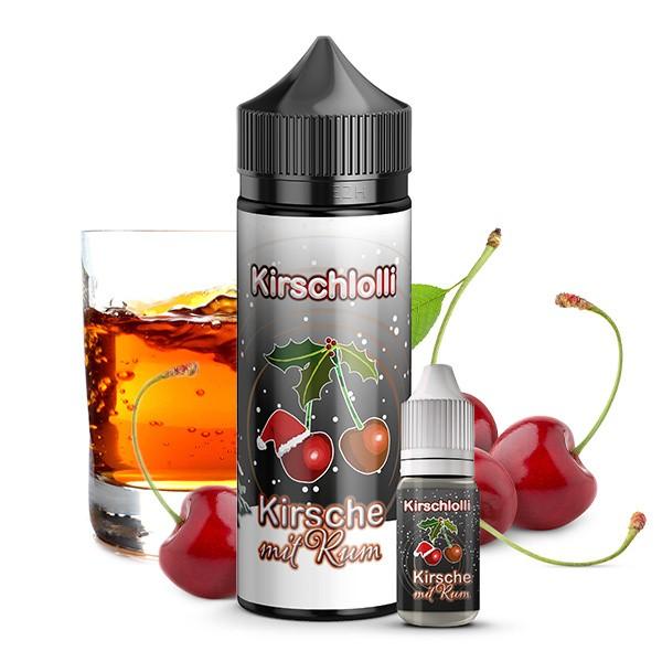 KIRSCHLOLLI Aroma Kirsche mit Rum