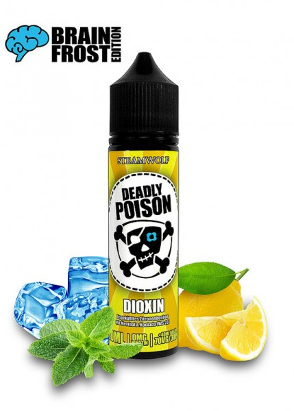Dioxin Aroma Deadly Posion by Steamwolf