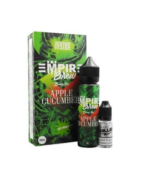 Empire Brew - Apple Cucumber - Liquid 50ml