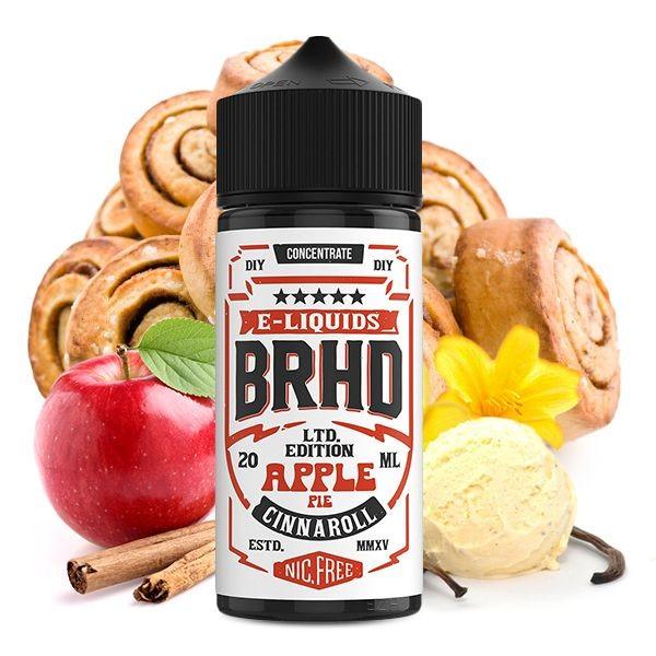 Apple Pie Cinnaroll Aroma Barehead