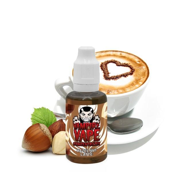 Hazelnut Latte - Aroma 30 ml by Vampire Vape