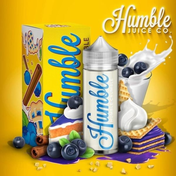 Humble Plus - Humble Crumble 100ml