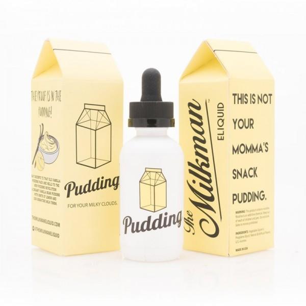 The Milkman - Pudding - Shortfill Liquid 50ml
