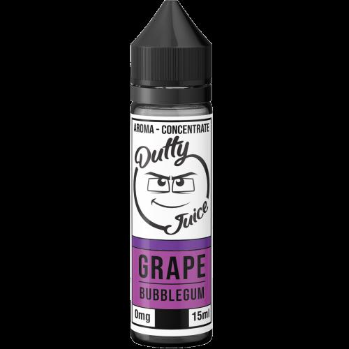 Grape Bubblegum Longfill Aroma Dutty Juice