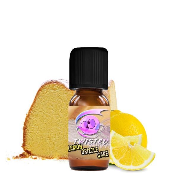 Lemon Drizzle Cake - Aroma Twisted 10ml