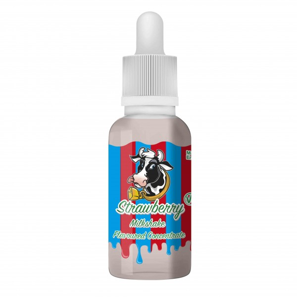 Strawberry Milkshake V2 - 30ml - Psycho Bunny