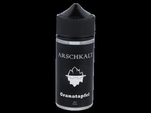Arschkalt Aroma Granatapfel