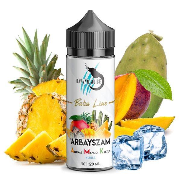 Arbayszam A.M.K Aroma Baba Line Hayvan Juice