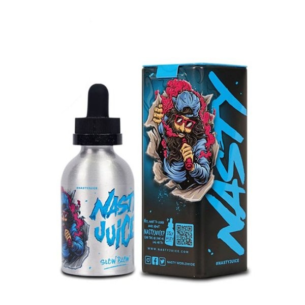 Nasty Juice - Slow Blow - Liquid 50ml