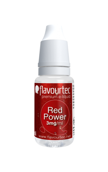 Red Power Energy e-Liquid - 10ml - Flavourtec