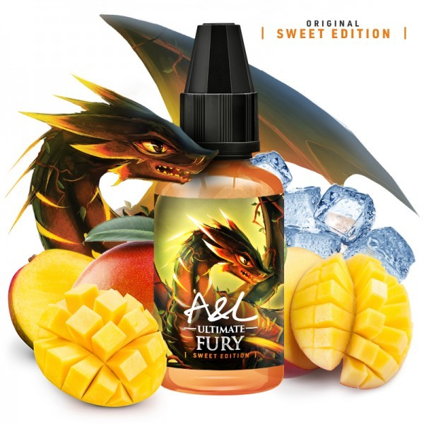 Fury Ultimate Aroma A&L Flavors 30ml
