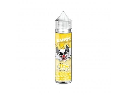 The Fog Clown - Banos - Ice Cream - Liquid 50ml