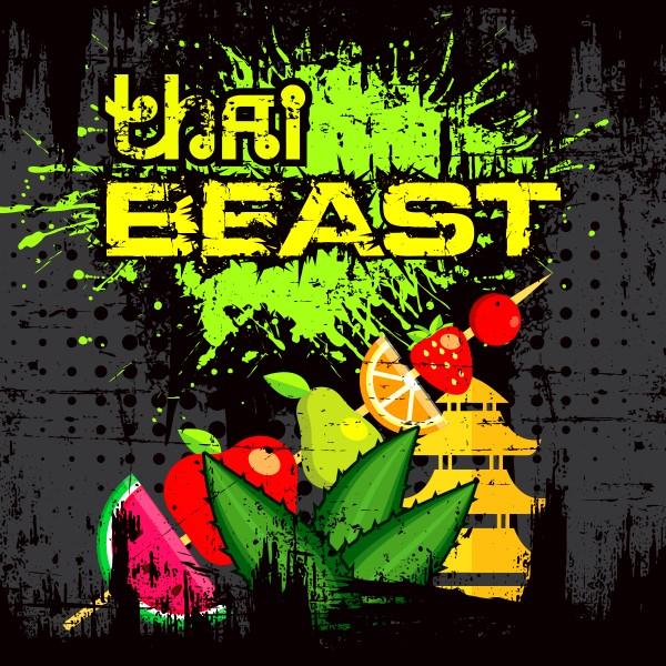 Thai Beast - Shake'n'Vape - Liquid 50ml by Big Mouth