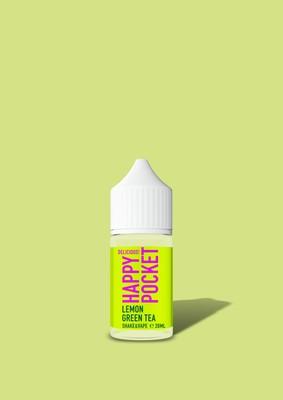 Happy Pocket - Lemon Green Tea - Liquid 20/30ml