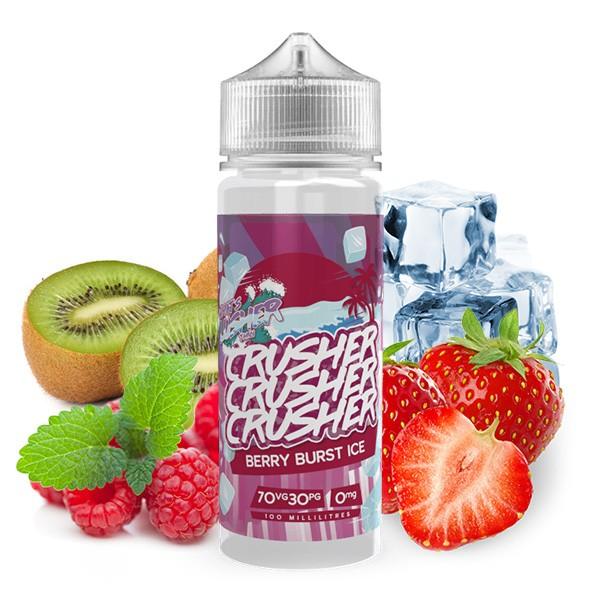 Crusher - Berry Burst Ice - 100/120ml