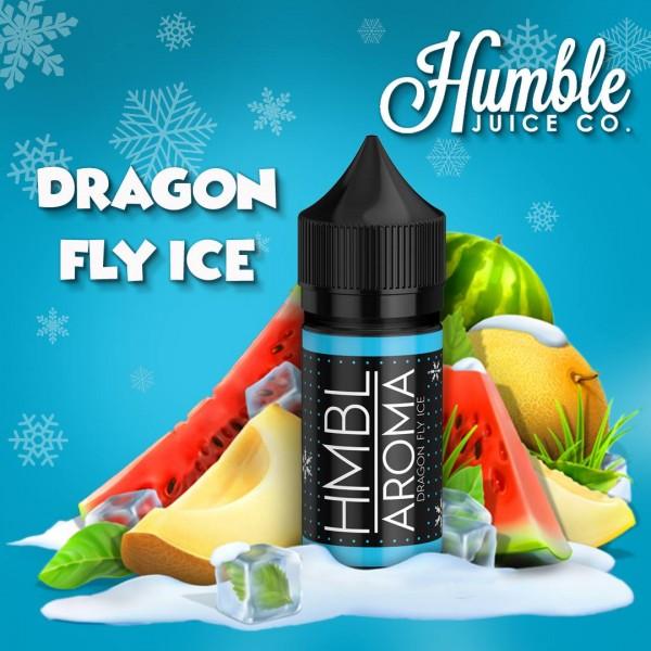 Dragon Fly Ice - Aroma - Humble Juice - 30ml
