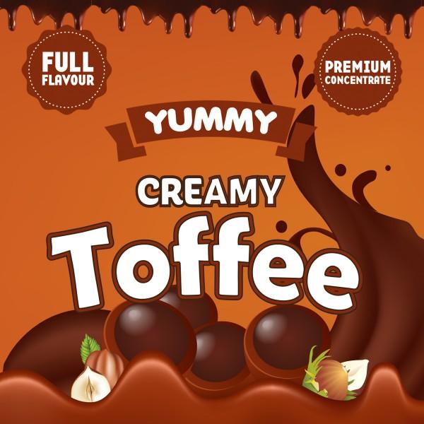 Yummy Creamy Toffee Aroma by Big Mouth
