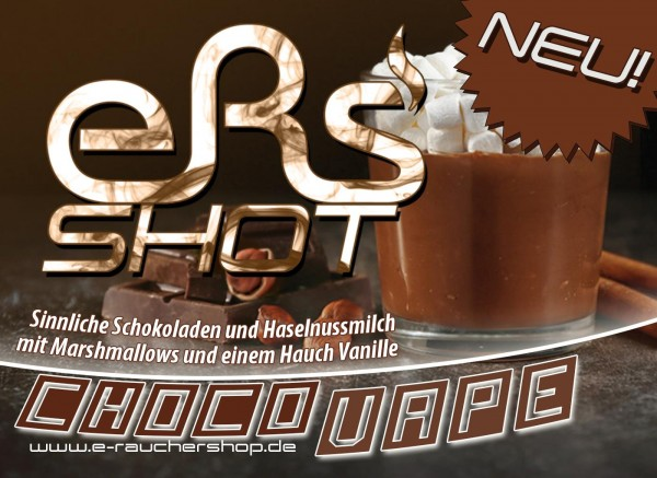 eRs Shot - Choco Vape