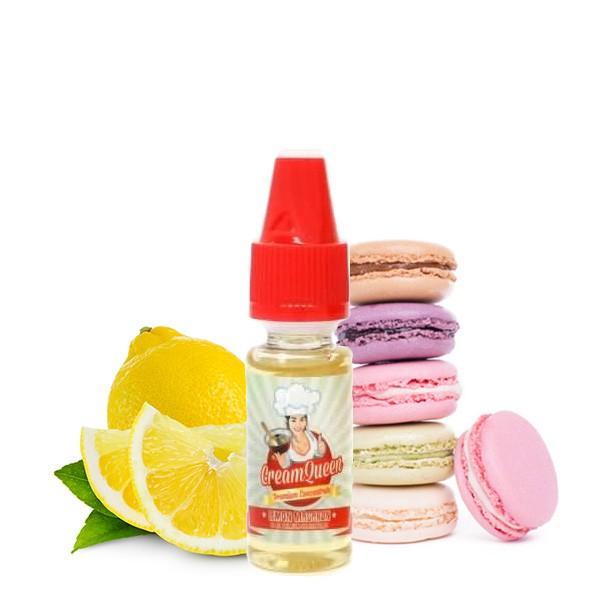 Creamy Queen - Lemon Macaron Aroma 10ml
