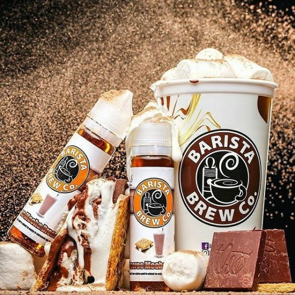 Barista Bew - Smores Mocha Breeze - e-Liquid - 50ml