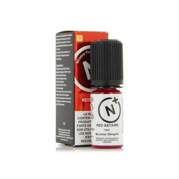 T-Juice - Red Astaire - Nikotinsalz 20mg/ml