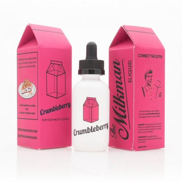 The Milkman - Crumbleberry - Shortfill Liquid 50ml