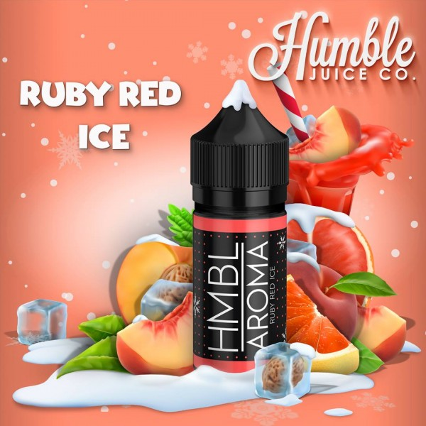 Ruby Red Ice - Aroma - Humble Juice - 30ml