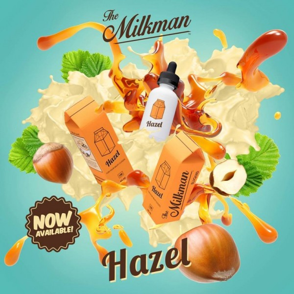 The Milkman - Hazel - Shortfill Liquid 50ml