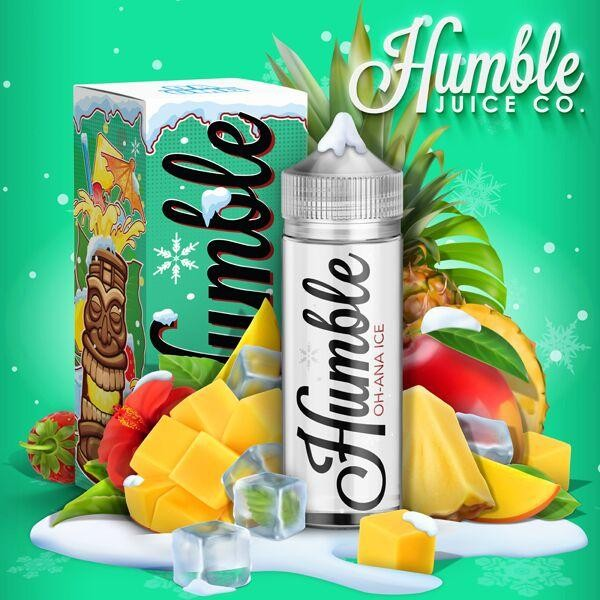 Humble Plus - Oh-Ana Ice 100ml