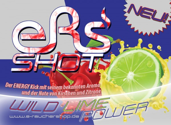 eRs Shot - Wild Lime Power