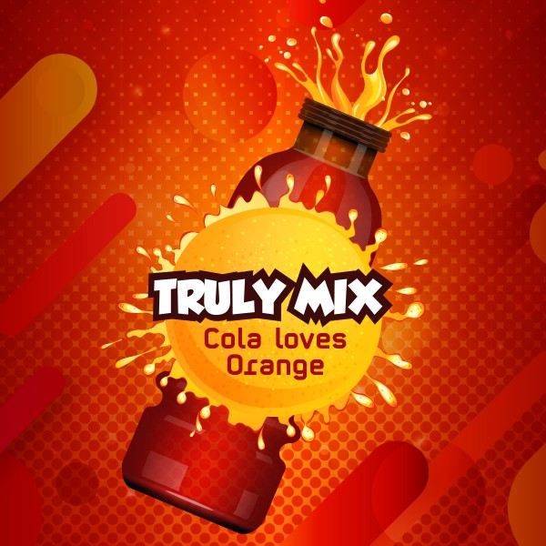 Cola loves Orange - Shake'n'Vape - Liquid 50ml by Big Mouth