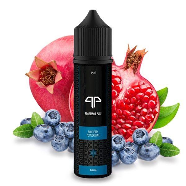 Blueberry Pomegranate Aroma Professor Puff