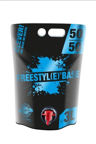 Freestyl(e) Base 50VG/50PG 3 Liter
