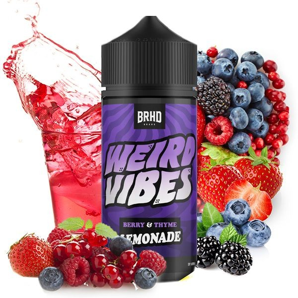 Berry & Thyme Aroma Weird Vibes by Barehead