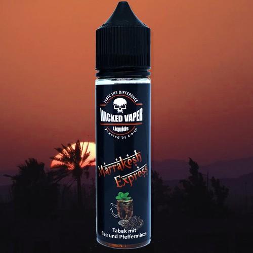 Marrakesh Express - Aroma - Wicked Vaper Liquids
