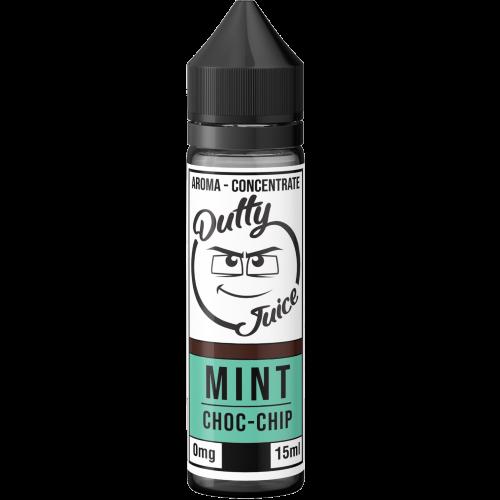 Mint Choc-Chip Longfill Aroma Dutty Juice