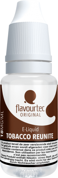 Tobacco Reunite - e-Liquid - 10ml - Flavourtec