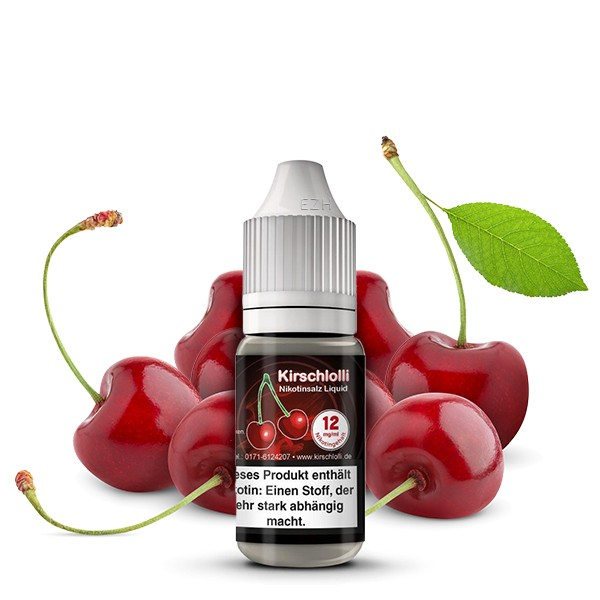 Kirschlolli Liquid Kirschlolli Nikotinsalz 20mg/ml