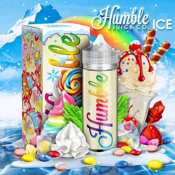 Humble Plus - Vape the Rainbow Ice 100ml