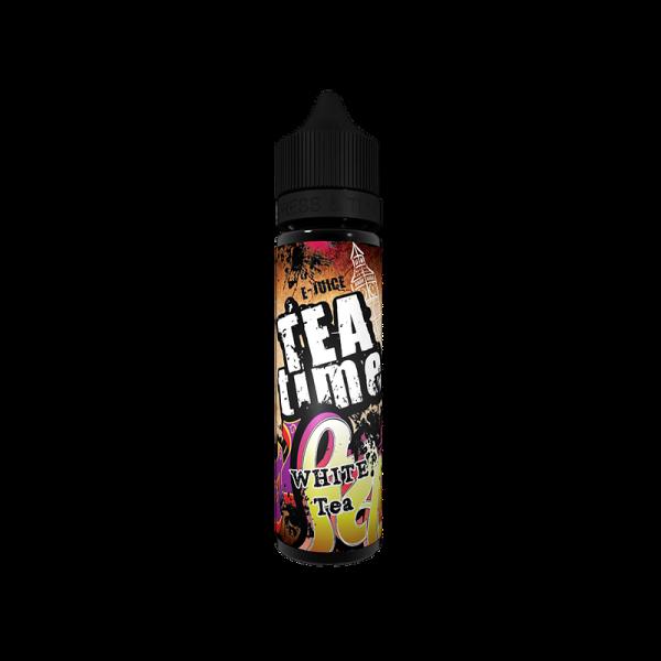 Tea Time - White Tea - e-Liquid - 50ml